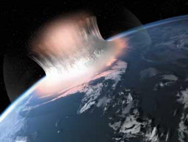 Ученые нашли в Австралии следы падения самого мощного за историю Земли астероида