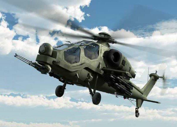 В Турции разбился военный вертолет: погибли два пилота