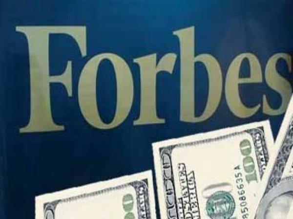 Forbes обнародовал рейтинг самых богатых российских наследников миллиардеров