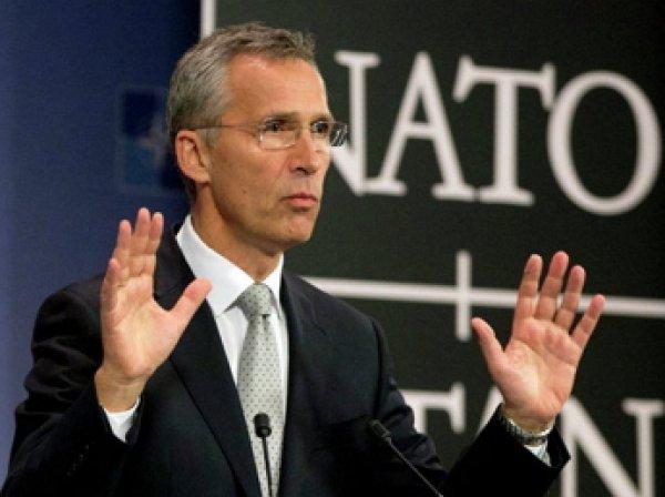"""Генсек НАТО: """"Мы не ищем конфликтов с Россией"""""""