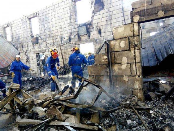 Под Киевом сгорел дом престарелых: погибли 17 человек (ФОТО)