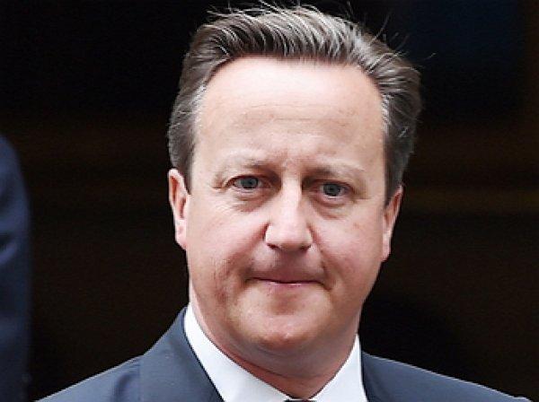 Дэвид Кэмерон оконфузился, забыв о включенном микрофоне