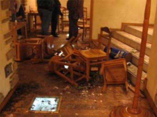 В одном из баров Москвы устроили поножовщину после матча Финляндия – Россия