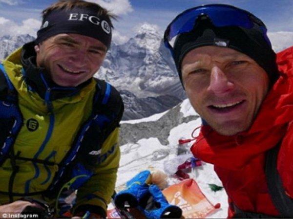 В Гималаях нашли тела исчезнувших 16 лет назад альпинистов