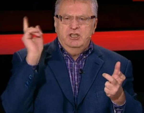 """""""А теперь нет острова"""": Жириновский предложил сбросить куда-нибудь ядерную бомбу"""