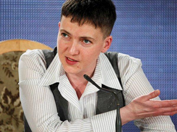 Надежда Савченко, последние новости 27 мая: Савченко заявила о готовности стать президентом Украины и новой войне
