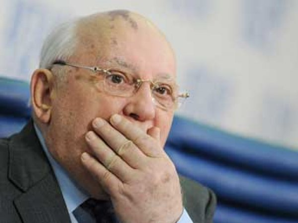 Горбачеву запретили въезд на Украину