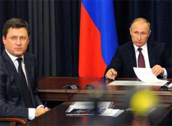 Путин запустил энергомост в Крым: Россия может прорвать любую блокаду