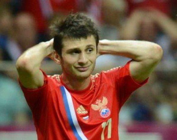 Алан Дзагоев пропустит Евро-2016