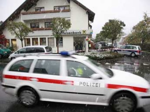 В Австрии мужчина расстрелял 13 человек на концерте и убил себя