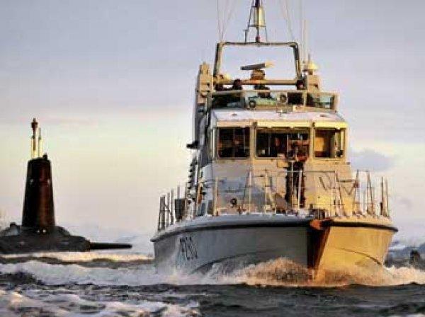 Корабль Британии открыл огонь по испанскому катеру в Гибралтаре