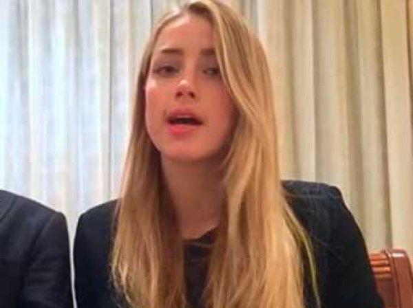 Эмбер Херд хочет отсудить  млн при разводе с Джонни Деппом