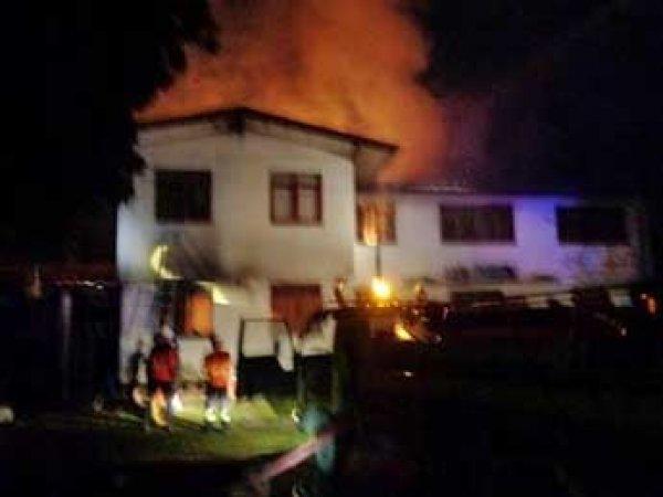 В Таиланде при пожаре в интернате погибли 17 школьниц