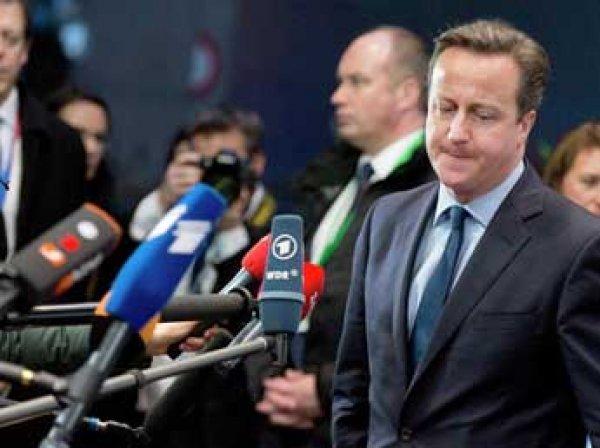 Премьер Британии Кэмерон «шокировал» президента Нигерии