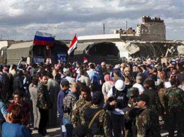 СМИ сообщили о разрушении авиабазы РФ в Сирии и показали фото сгоревших вертолетов