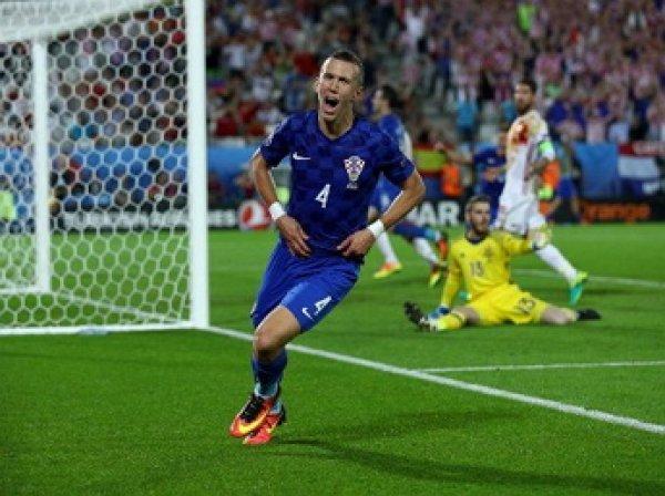 Хорватия – Испания, счет 2:1: обзор матча, видео голов (ВИДЕО)