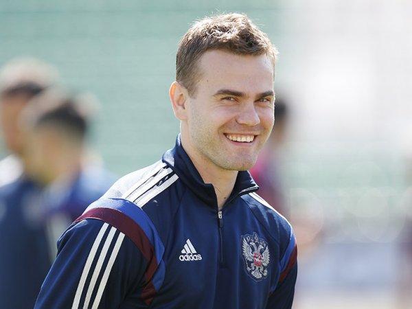 Британские СМИ назвали Акинфеева единственным приличным игроком сборной России на Евро-2016