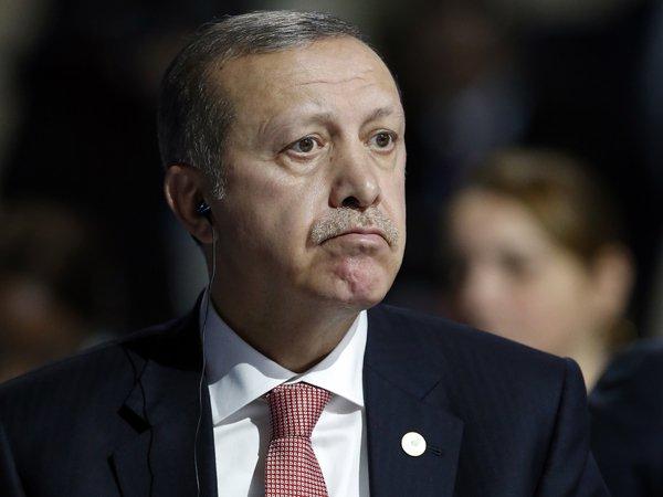 Эрдоган отправил Путину письмо с извинениями за сбитый Су-24