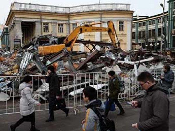 Собянин анонсировал вторую волну массового снова в Москве