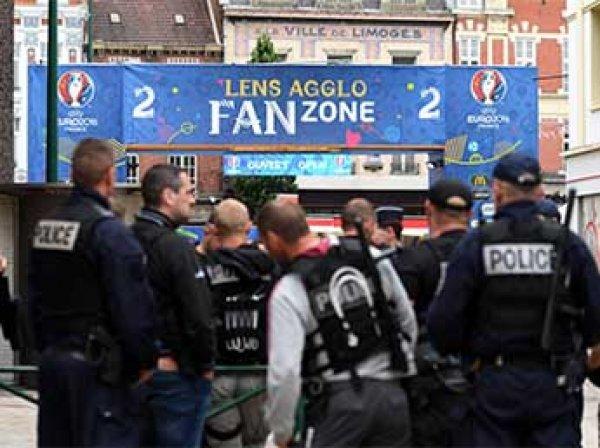 На Евро-2016 в Париже немецкие футбольные фанаты напали на журналистов из Бразилии