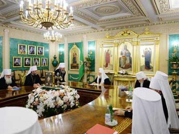 Впервые РПЦ отказалась от участи во Всеправославном соборе