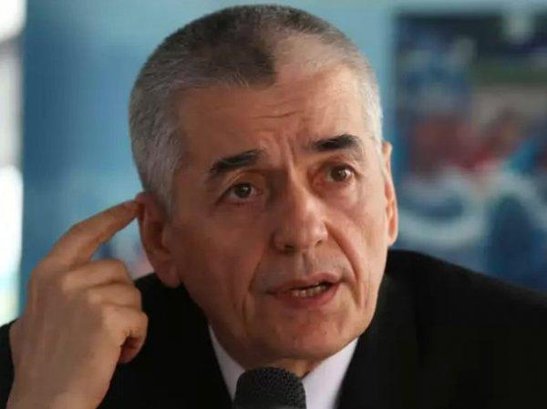 Онищенко: Олимпийским движением заправляют клоуны