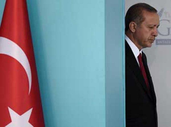 Глава Турции Эрдоган написал письмо Путину: «Многоуважаемый господин президент…»