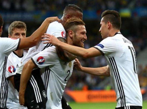 Северная Ирландия – Германия, счет 0:1: обзор матча, видео голов (ВИДЕО)