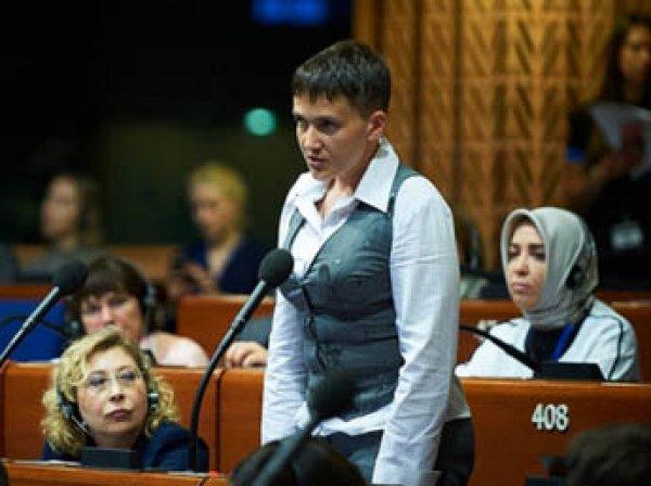 Савченко предложила отменить санкции против России и рассказала про Тимошенко