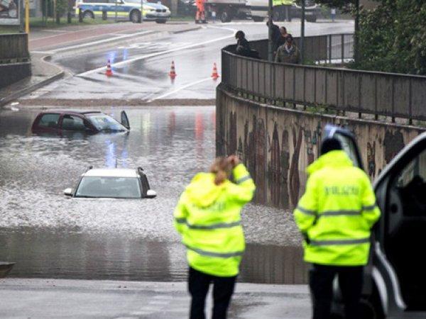 Наводнение в Германии 2016: жертвами стихии стали три человека (ФОТО, ВИДЕО)