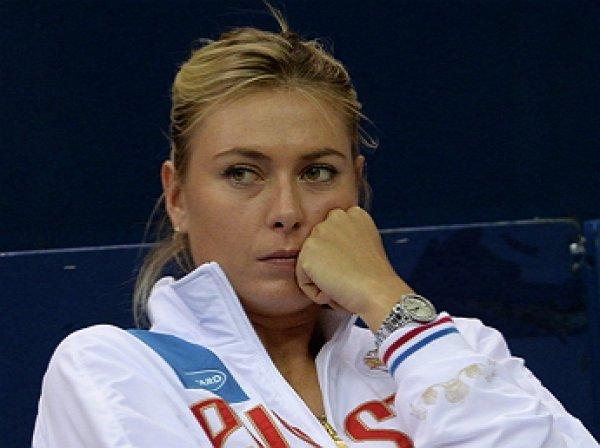 Мария Шарапова дисквалифицирована на два года за допинг