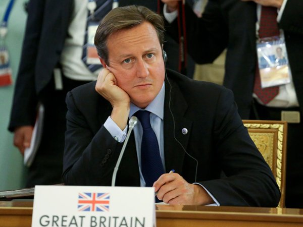 Премьер Британии Дэвид Кэмерон объявил о своей отставке