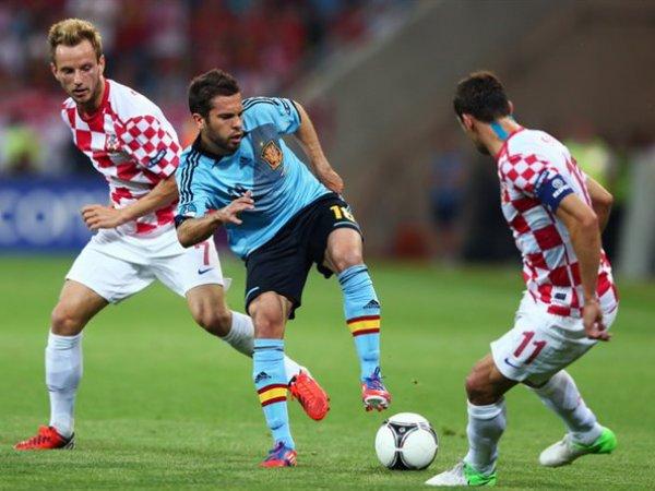 Хорватия – Испания, Евро 2016: прогноз на матч 21 июня 2016, смотреть онлайн по какому каналу? (ВИДЕО)
