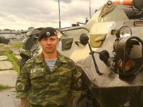 Российский морпех геройски погиб в Сирии, защищая от смертника гумконвой