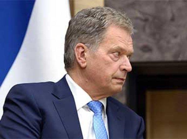 Президент Финляндии резко ответил на вопрос про визит Путина в Хельсинки