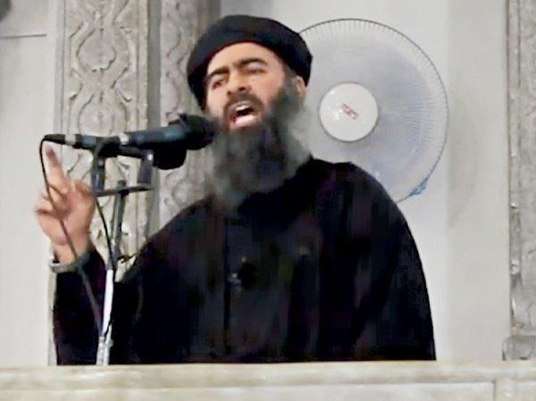 Ликвидирован главарь ИГИЛ Абу Бакр аль-Багдади – СМИ