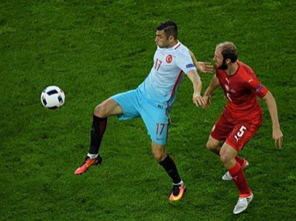 Чехия – Турция, счет 0:2: обзор матча, видео голов (ВИДЕО)