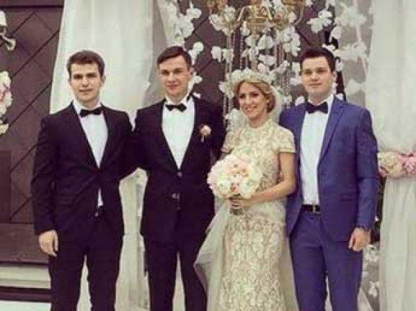 """Глава госохраны Украины устроил сыну """"обычную, скромную"""" свадьбу на 1,5 млн гривен (ФОТО)"""