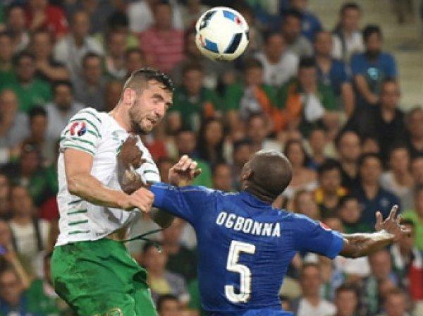 Италия - Ирландия, счет 0:1: обзор матча, видео голов (ВИДЕО)