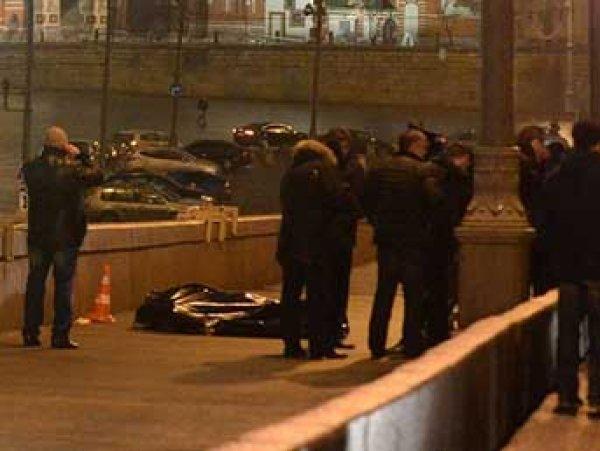ФСБ: Немцова застрелили из самодельного оружия