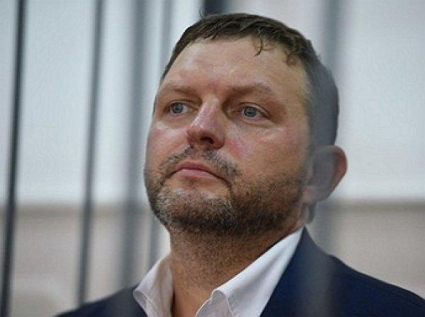 Никита Белых рассказал об условиях в СИЗО «Лефортово»
