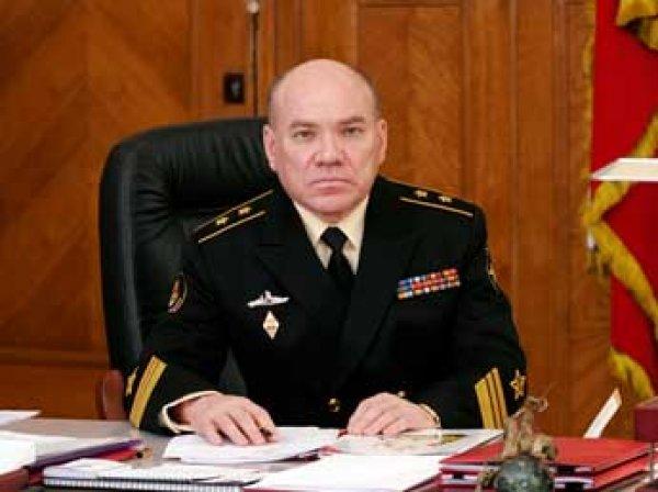 Шойгу отстранил командующего Балтийского флота за дезинформацию
