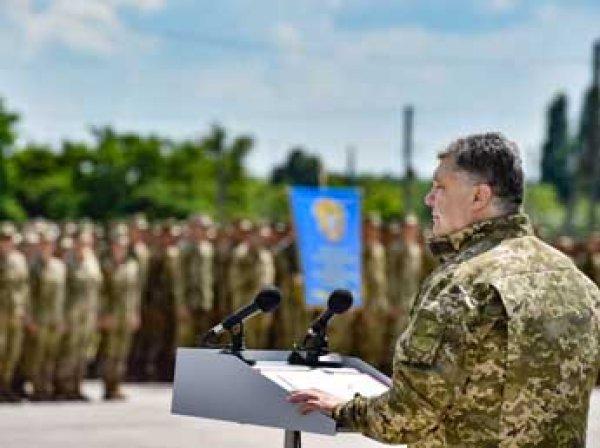 Порошенко пригрозил использовать ВВС Украины для авиаудара по России