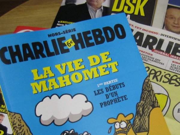 Charlie Hebdo показал карикатуры о выходе Британии из ЕС