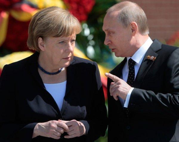 Die Welt: Германия вычеркнула Россию из списка своих партнеров