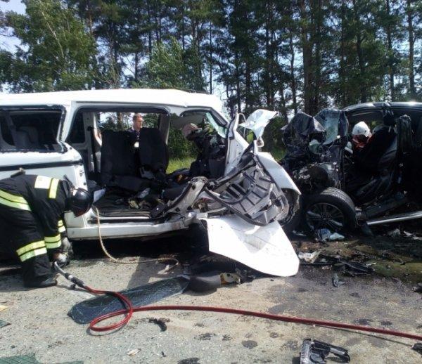 Авария в Татарстане 26 июня 2016: 8 погибших (ФОТО)