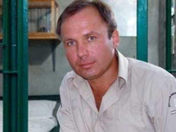 Летчику Ярошенко вырвали все зубы в тюрьме в США