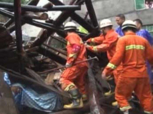 Мощнейший за полвека ураган прошелся по Китаю: почти 100 погибших (фото, видео)