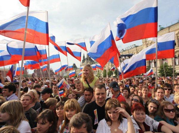 День России 12 июня 2016: мероприятия в Москве пройдут на 100 площадках