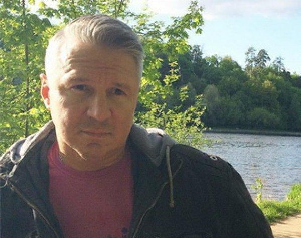 Актер Алексей Дайнеко умер в Москве: причина смерти выясняется